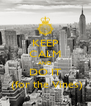 KEEP CALM AND DO IT  (for the Vines) - Personalised Poster A4 size