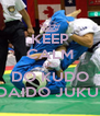 KEEP CALM AND DO KUDO DAIDO JUKU! - Personalised Poster A4 size