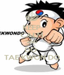 KEEP CALM AND DO  TAE KWON DO - Personalised Poster A4 size