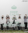 KEEP CALM AND DO THE SPROUT DANCE - Personalised Poster A4 size