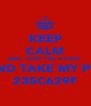 KEEP CALM AND  DON'T BE A FOOL AND TAKE MY PIN 235C629F - Personalised Poster A4 size