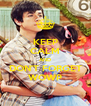 KEEP CALM AND DON'T FORGET WOWP - Personalised Poster A4 size