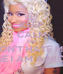 KEEP CALM AND DON'T HATE ME  BECAUSE I AM A NICKI FAN  - Personalised Poster A4 size