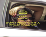 KEEP CALM AND DON'T MESS WITH A ANUJA KALOKHE - Personalised Poster A4 size