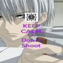 KEEP CALM and Don´t Shoot - Personalised Poster A4 size
