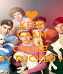 KEEP CALM AND DONT BE JEL CAUSE  SHANNY FUCKED HARRY - Personalised Poster A4 size