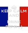 KEEP CALM AND  DRINK PEPSI ;-) - Personalised Poster A4 size