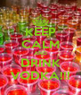 KEEP CALM AND DRINK VODKA!!! - Personalised Poster A4 size