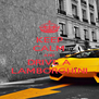 KEEP CALM AND DRIVE A LAMBORGHINI - Personalised Poster A4 size