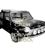 KEEP CALM AND DRIVE  CHIARA - Personalised Poster A4 size