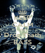 KEEP CALM AND Drop Thath BASS - Personalised Poster A4 size