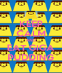 KEEP CALM AND EAT GIGA PUDDING - Personalised Poster A4 size