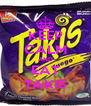 KEEP CALM AND EAT TAKIS - Personalised Poster A4 size