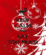 KEEP CALM AND EAT TOO MUCH - Personalised Poster A4 size