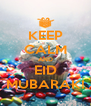 KEEP CALM AND EID MUBARAK! - Personalised Poster A4 size