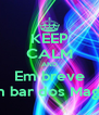 KEEP CALM AND Em breve Opem bar dos Magnatas - Personalised Poster A4 size