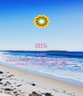 KEEP CALM AND ENJOY THE TOPPERS IN CONCERT CRAZY SUMMER EDITION - Personalised Poster A4 size