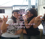 KEEP CALM AND FAÇA UM LOVE  DIREITO! - Personalised Poster A4 size