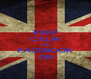 KEEP CALM AND FACEBOOK ON - Personalised Poster A4 size