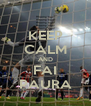 KEEP CALM AND FAI PAURA - Personalised Poster A4 size