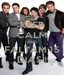 KEEP CALM AND FALTAM 15 DIAS ! - Personalised Poster A4 size