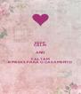 KEEP CALM AND FALTAM 8 MESES PARA O CASAMENTO - Personalised Poster A4 size