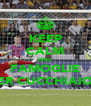 KEEP CALM AND FAMOGLIE ER CUCCHIAIO - Personalised Poster A4 size