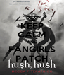 KEEP CALM AND FANGIRLS PATCH - Personalised Poster A4 size