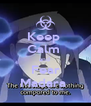 Keep  Calm  and  Fear Madara  - Personalised Poster A4 size