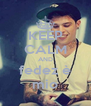 KEEP CALM AND fedez è mio - Personalised Poster A4 size