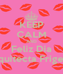 KEEP CALM AND Feliz Dia Arquitecta Frigerio - Personalised Poster A4 size