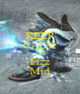 KEEP CALM AND Fizz Mid - Personalised Poster A4 size