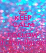 KEEP CALM AND FOLLOW Faith_Tomlinson192 - Personalised Poster A4 size