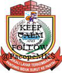 KEEP CALM AND FOLLOW  @PacopeMKS_ - Personalised Poster A4 size