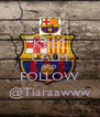 KEEP CALM AND FOLLOW @Tiaraawww - Personalised Poster A4 size