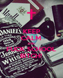 KEEP CALM AND FUCK SCHOOL BITCH! - Personalised Poster A4 size