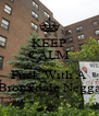 KEEP CALM AND Fuck With A Bronxdale Negga - Personalised Poster A4 size