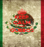KEEP CALM AND GÜEBOS  - Personalised Poster A4 size
