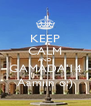 KEEP CALM AND GAMADA'14 Aamiin o:) - Personalised Poster A4 size