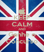 KEEP CALM AND Ganhe o Concurso - Personalised Poster A4 size