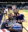 KEEP CALM AND GET SWAGG LIKE ME - Personalised Poster A4 size