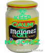 KEEP CALM AND GIT MAJONEZ - Personalised Poster A4 size