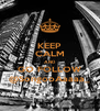 KEEP CALM AND GO FOLLOW @SongooAaaaa_ - Personalised Poster A4 size