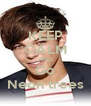 KEEP CALM AND Go Neon trees - Personalised Poster A4 size
