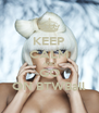 KEEP CALM AND GO ON BTWBall - Personalised Poster A4 size