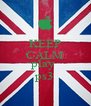 KEEP CALM and go play  ps3 - Personalised Poster A4 size