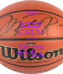 KEEP CALM AND Go pro WNBA  - Personalised Poster A4 size