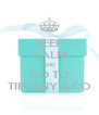 KEEP CALM AND GO TO TIFFANY & CO - Personalised Poster A4 size