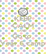 KEEP CALM AND Go to  Year 6 camp - Personalised Poster A4 size