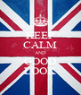 KEEP CALM AND GOOD LOOK - Personalised Poster A4 size